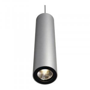 Suspension design Enola aluminium gris argent