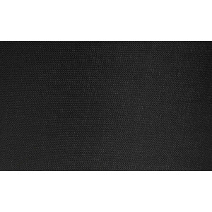 Suspension cylindrique Tenora PD-1 en tissu noir Ø 40cm