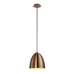 Suspension conique design cuivre brossé Para Cone