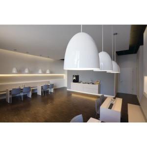 Suspension de cuisine blanc laqué