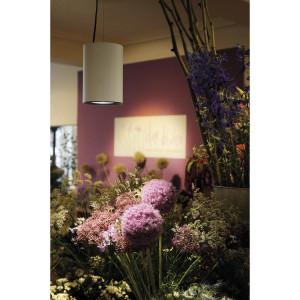 Suspension LED design ronde