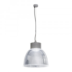 Suspension LED Para Multi DLMi 27W - 4000K - Gris argent