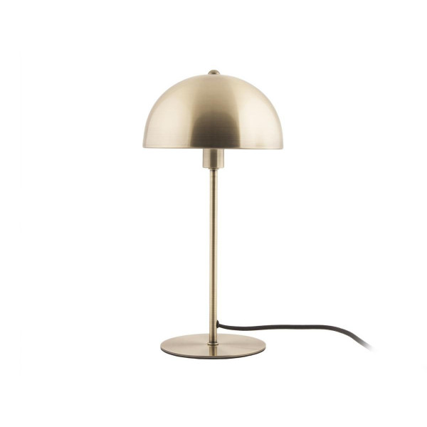 Lampe de table design or Bonnet - H39cm
