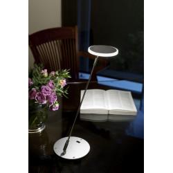 Lampe bureau LED design moderne Faro