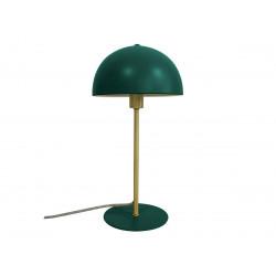 Lampe à poser métal vert foncé Bonnet - Ø 20cm
