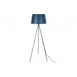 Lampadaire métal bleu Classy - H155cm