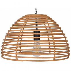 Suspension dôme en bambou Ø45cm