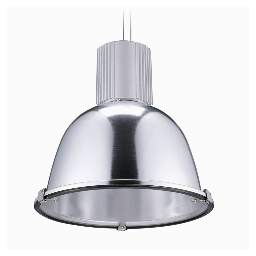 Suspension industrielle aluminium en vente sur lampe avenue - Suspension luminaire style industriel ...