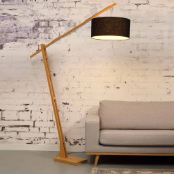 Lampadaire bambou It's about romi