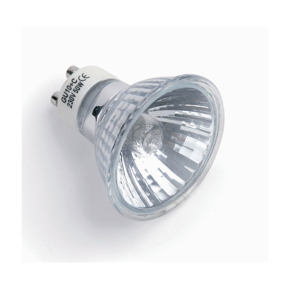 ampoule gu10 35w eco halogene filtre anti uv sur lampe avenue. Black Bedroom Furniture Sets. Home Design Ideas