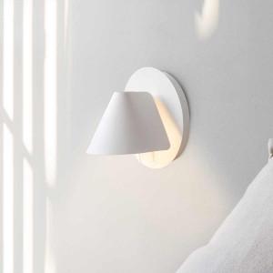 Applique murale pour lit avec interrupteur