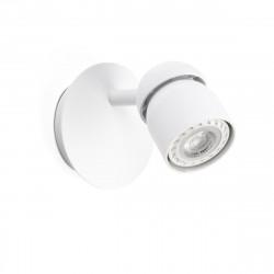 COCO Lampe applique blanc 1L