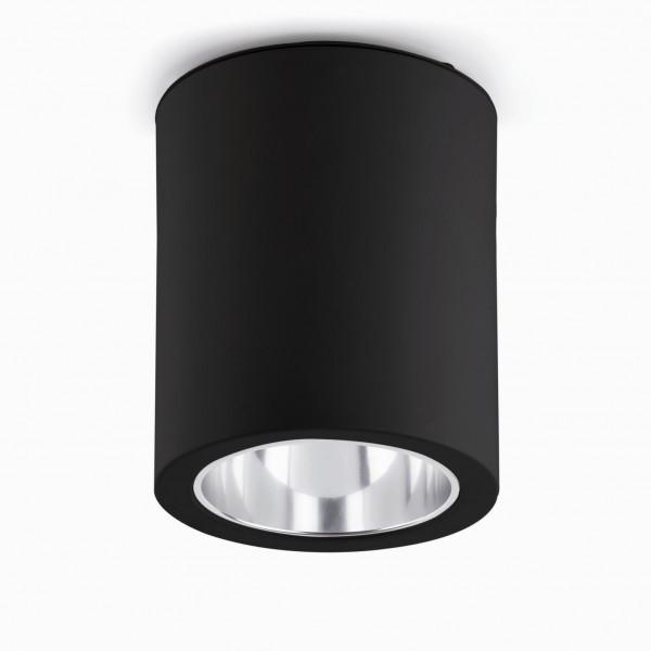 plafonnier design noir en aluminium acheter sur lampe avenue. Black Bedroom Furniture Sets. Home Design Ideas