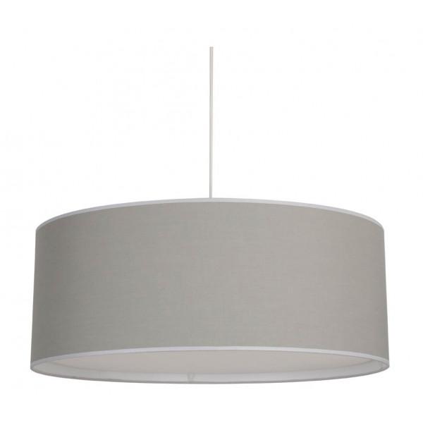 grande suspension grise avec diffuseur vente sur lampe avenue. Black Bedroom Furniture Sets. Home Design Ideas