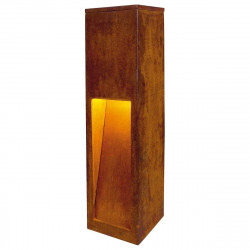 RUSTY SLOT 50 LED borne fonte rouillée LED 3000K IP55