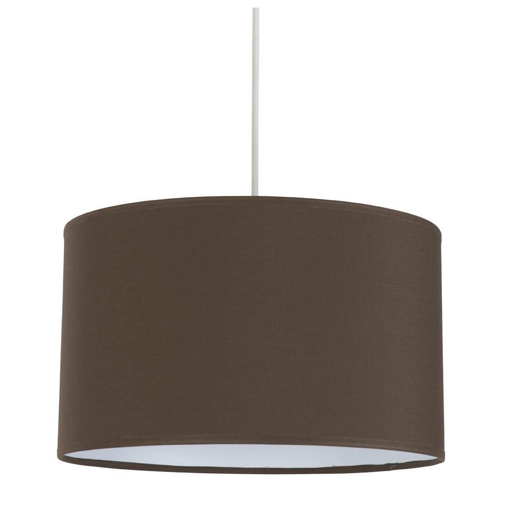 suspension abat jour rond hoze home. Black Bedroom Furniture Sets. Home Design Ideas