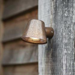 applique extérieure en cuivre