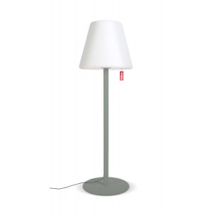 Grand lampadaire gris Edison the Giant Fatboy