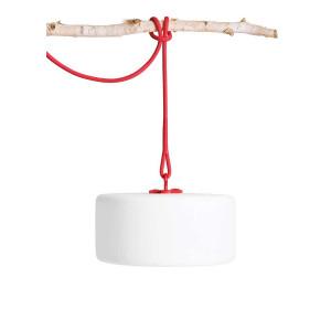 Lampe sans fil rouge fatboy