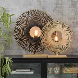 Petite lampe à poser Kalimantan bambou - 44 cm