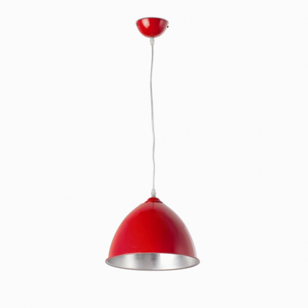 Lampes de cuisine suspension luminaire suspendu 1 lumire for Suspension luminaire rouge