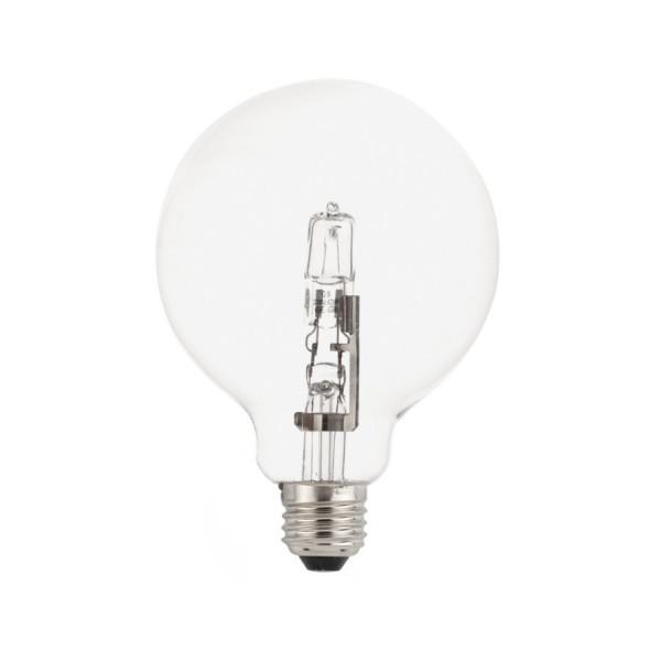 Ampoule E27 eco halogène 48w