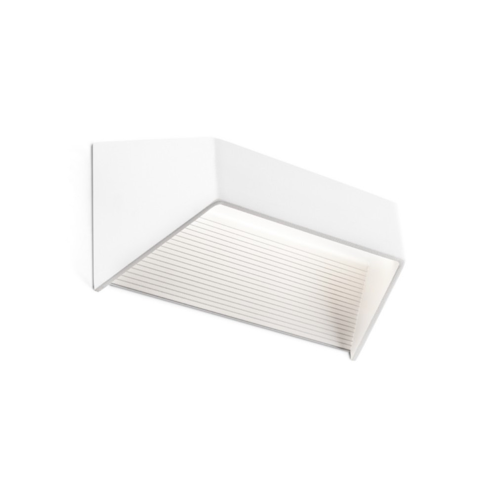 Applique murale led design blanche en vente sur lampe avenue for Applique murale exterieur blanche