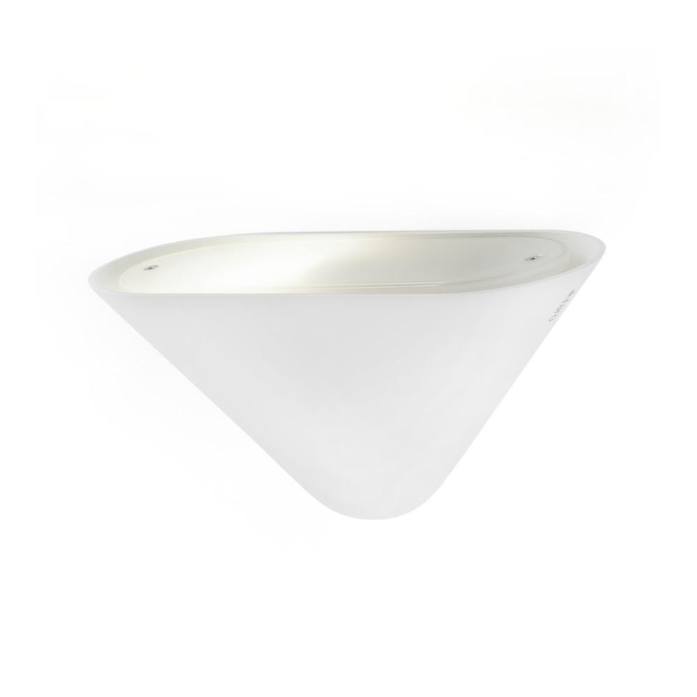 Applique murale design blanche luminaire en vente sur for Applique murale luminaire exterieur design