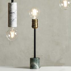 Lampe à poser marbre