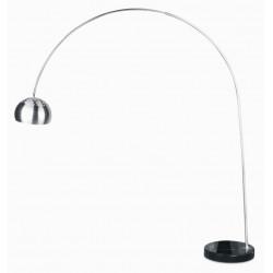 Grand lampadaire arc pour salon - Faro