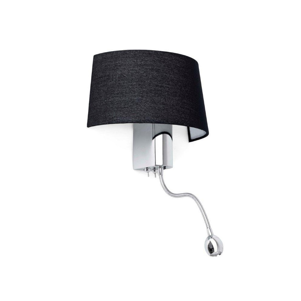 Lampe chevet liseuse fashion designs for Lampe murale chambre