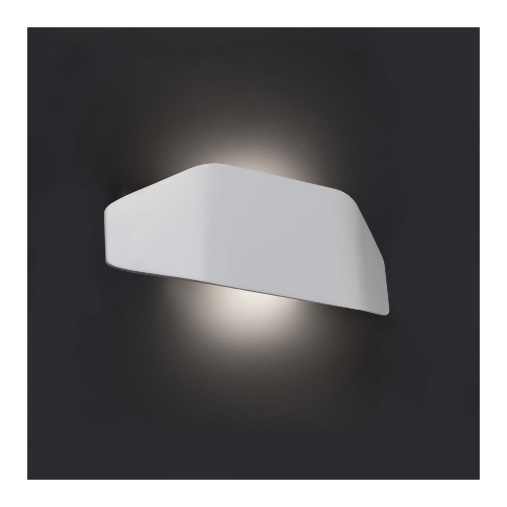 Applique ext rieur blanche sp cial bord de mer lampe avenue for Spot applique exterieur