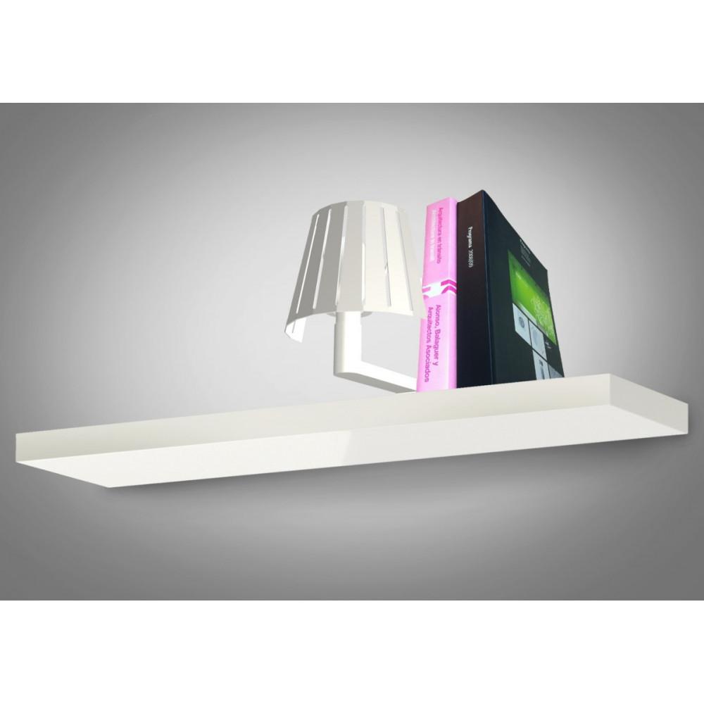 lampe blanche cale livre pour biblioth que sur lampe avenue. Black Bedroom Furniture Sets. Home Design Ideas
