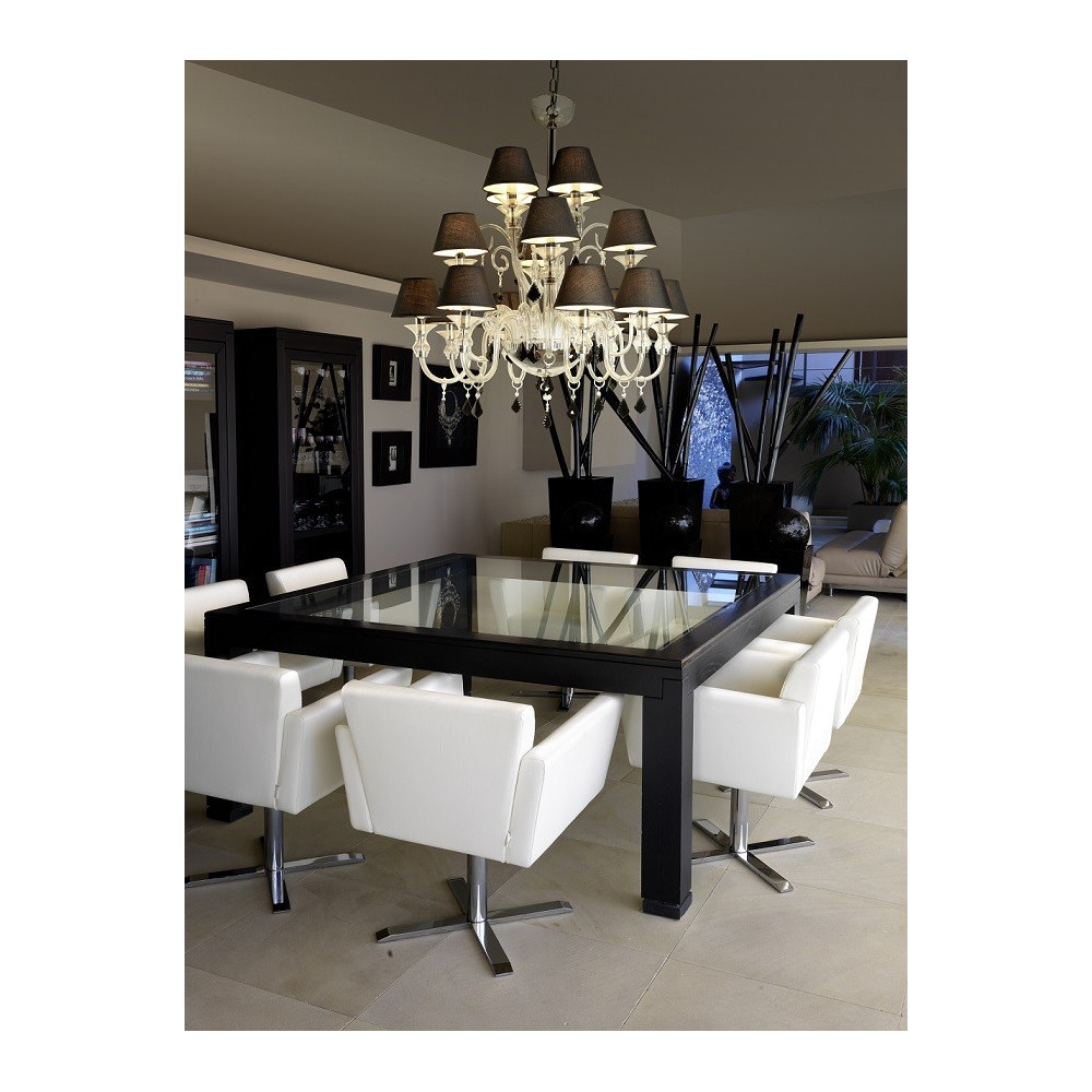 grand lustre id al pour un h tel ou une salle manger. Black Bedroom Furniture Sets. Home Design Ideas