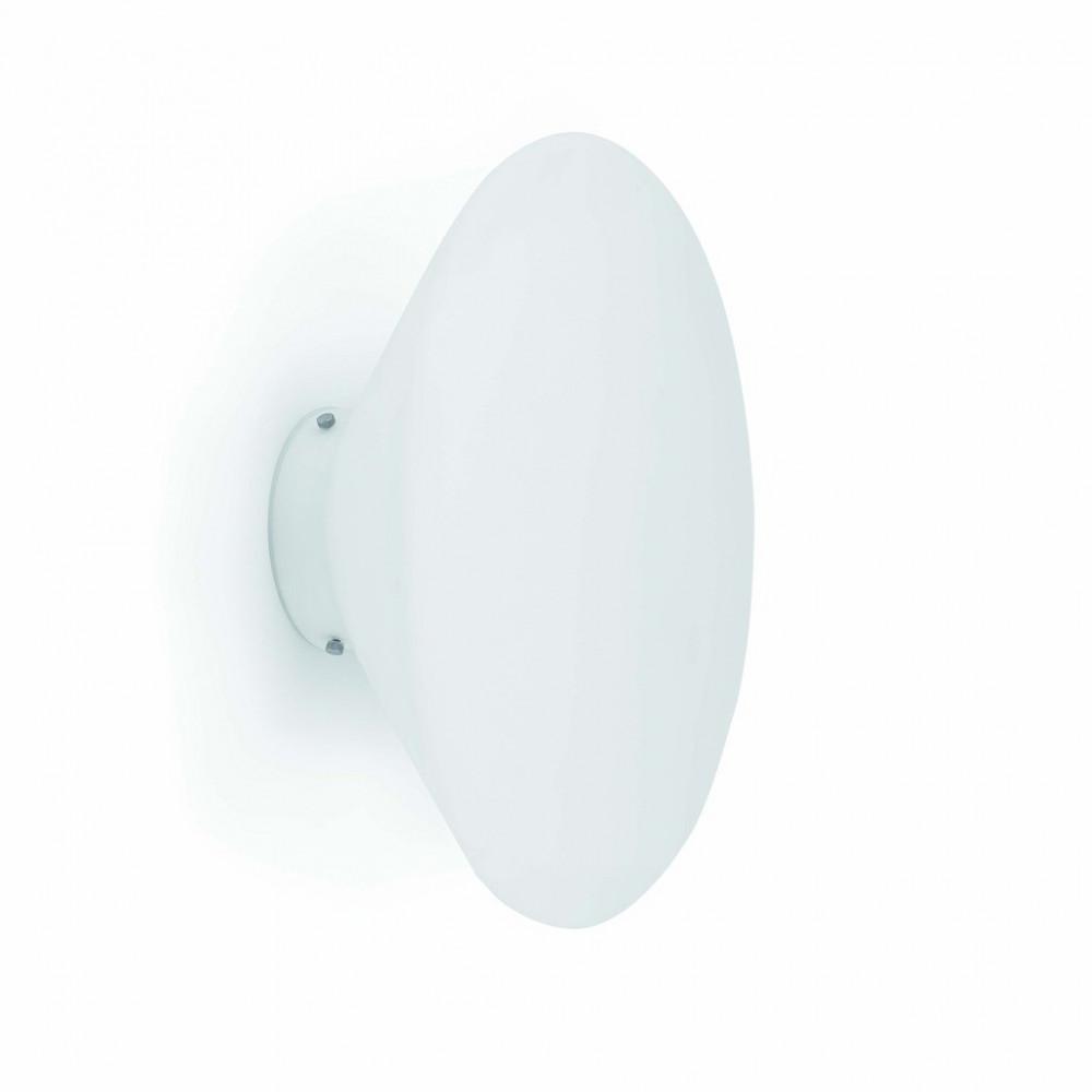 Applique salle de bain blanche luminaire faro for Applique salle de bain hotel