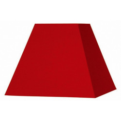 abat jour pyramidal lampe avenue. Black Bedroom Furniture Sets. Home Design Ideas