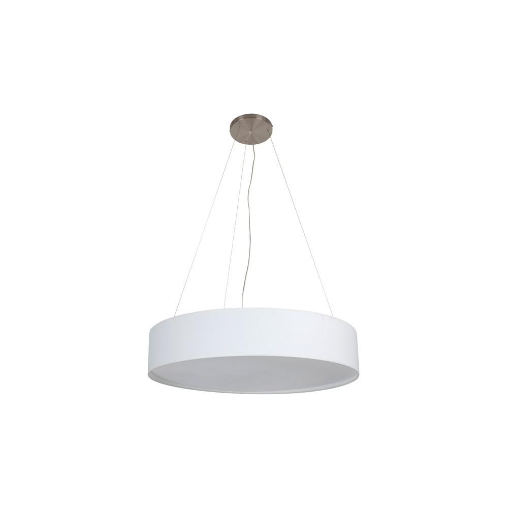 suspension xxl blanche avec diffuseur en vente sur lampe avenue. Black Bedroom Furniture Sets. Home Design Ideas