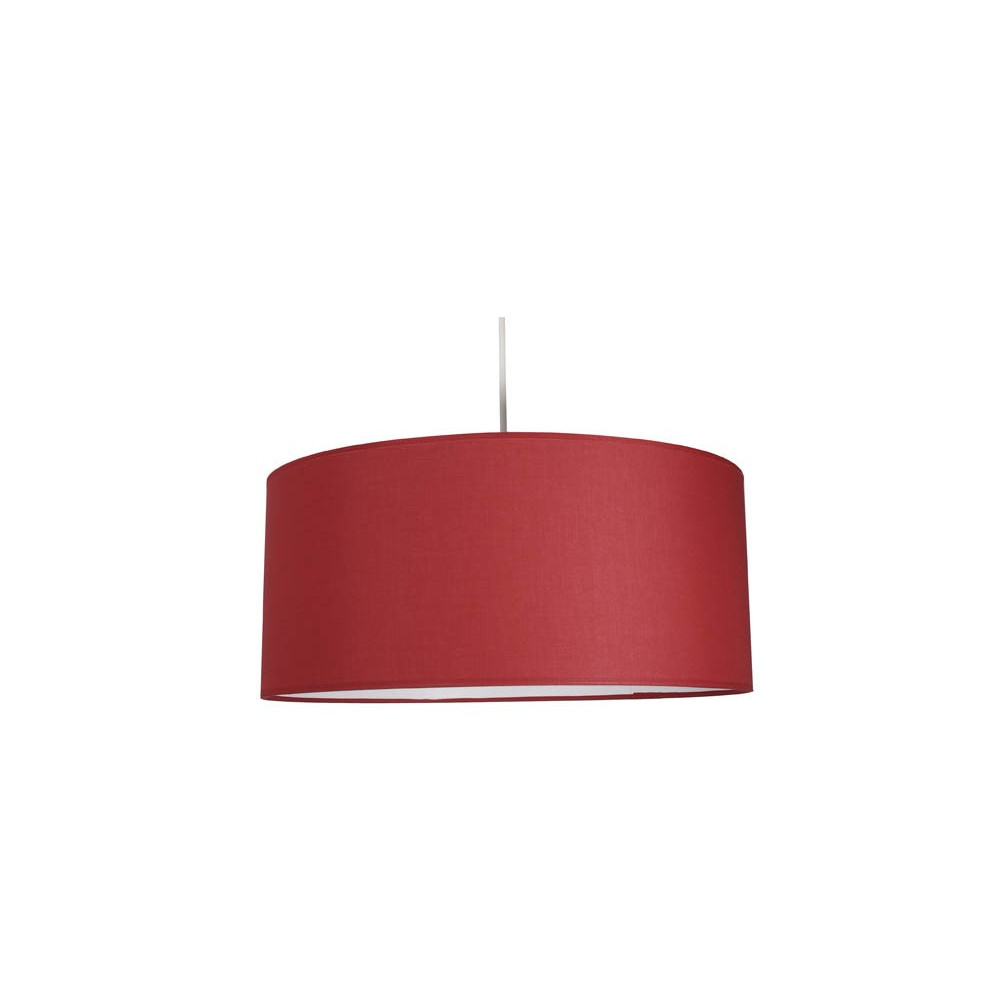 Suspension luminaire rouge d couvrir sur lampe avenue for Suspension rouge