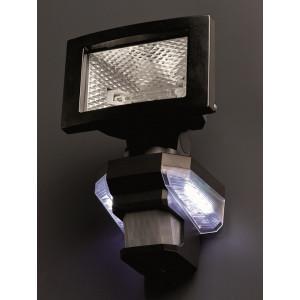 spot détecteur de mouvement et de lumière