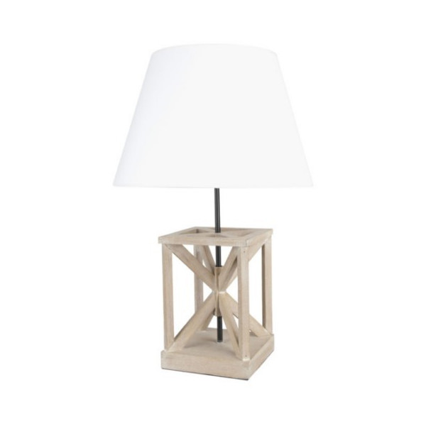 lampe bois d co naturelle en vente sur lampe avenue. Black Bedroom Furniture Sets. Home Design Ideas