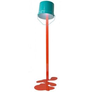 Lampadaire design Oups - plusieurs coloris