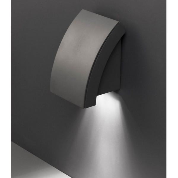Applique extérieure aluminium