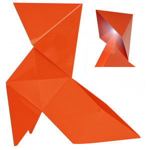 Lampe Origami Nathalie Be - plusieurs coloris