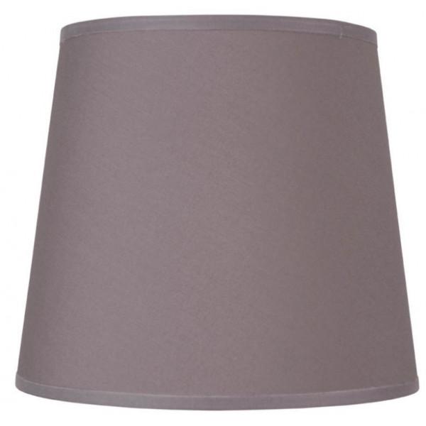 abat jour conique gris taupe en vente sur lampe avenue. Black Bedroom Furniture Sets. Home Design Ideas