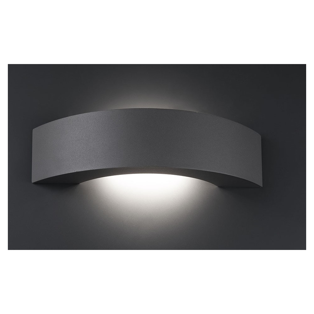 Applique led ext rieur design sign e faro en vente sur for Eclairage exterieur en applique