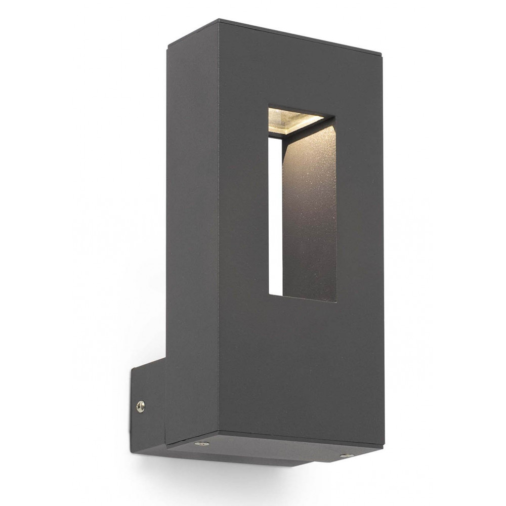 Applique luminaire ext rieur led design lampe avenue for Porte exterieur design