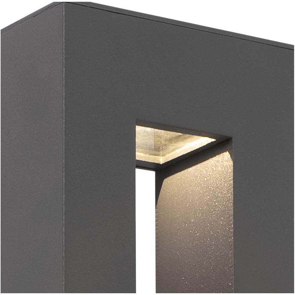 Luminaire exterieur design led for Lumiere applique exterieur