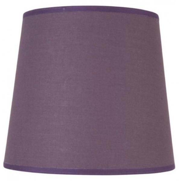 abat jour conique violet fonc lampe avenue. Black Bedroom Furniture Sets. Home Design Ideas