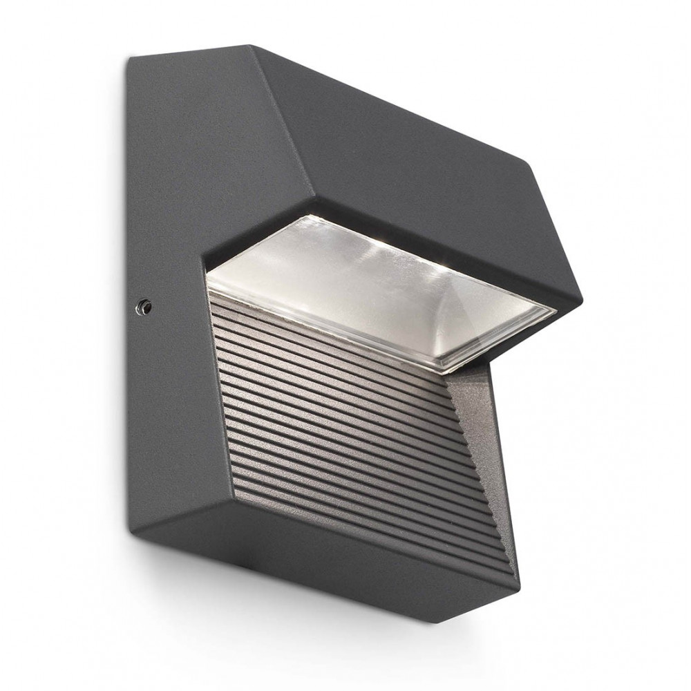 Lampe murale exterieur design led vente luminaire ext rieur for Lampe exterieur a led