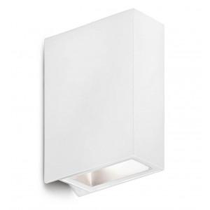 Applique exterieur blanche LED